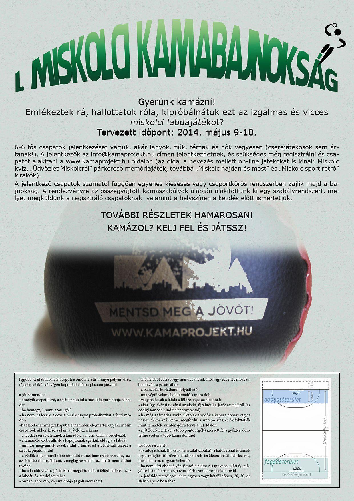 kamabajnokság -plakát1a